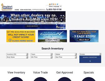 automallyonkers.com screenshot