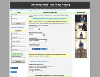 Thumbshot of Turboimagehost.com