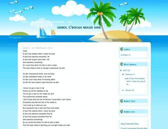 manz14.blogspot.com screenshot