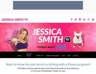 Thumbshot of Jessicasmithtv.com
