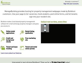 Thumbshot of Managebuilding.com