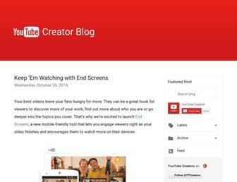 youtube-creators.googleblog.com screenshot