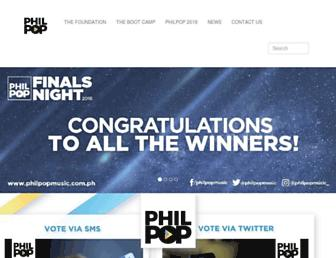 philpop.com.ph screenshot