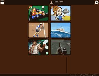 friv1000.com screenshot
