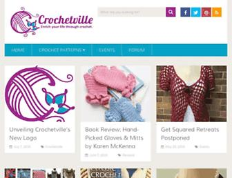 Thumbshot of Crochetville.com