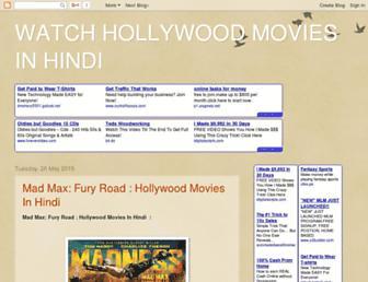 hindihollywoodmovieswatchonline.blogspot.com screenshot