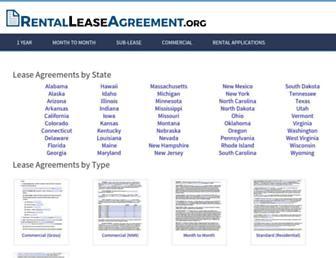 Thumbshot of Rentalleaseagreement.org