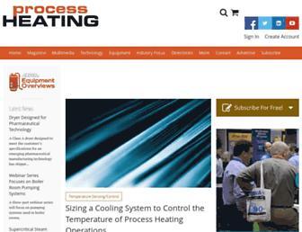 process-heating.com screenshot