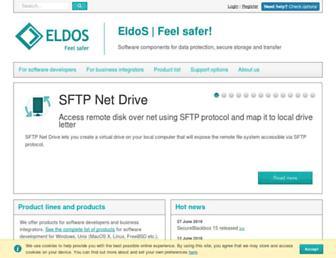 Thumbshot of Eldos.com
