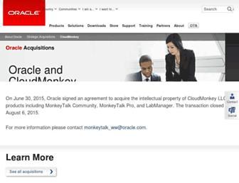 cloudmonkeymobile.com screenshot