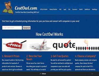 Thumbshot of Costowl.com