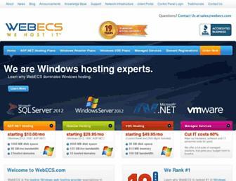 Thumbshot of Webecs.com
