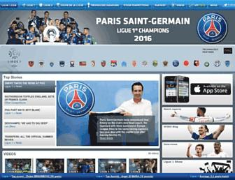 Thumbshot of Ligue1.com