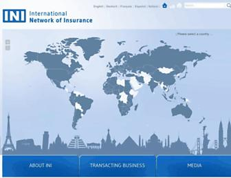 ininetwork.com screenshot