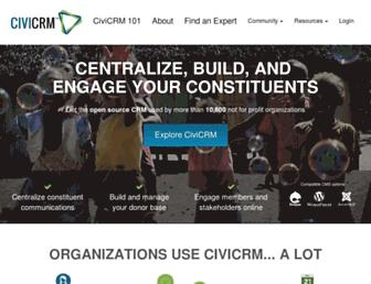 Thumbshot of Civicrm.org