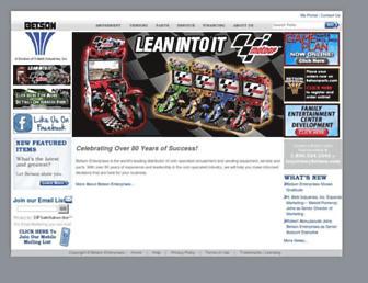 betson.com screenshot