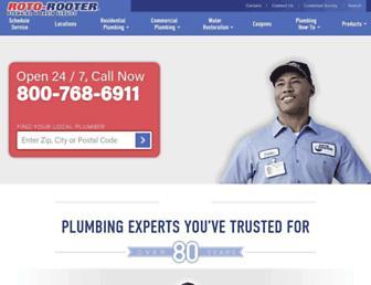 Thumbshot of Rotorooter.com