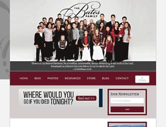 Thumbshot of Thebatesfamily.com