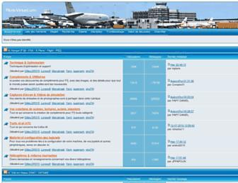 pilote-virtuel.com screenshot