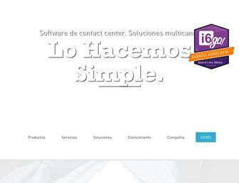Thumbshot of Inconcertcc.com