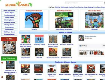 Thumbshot of Share-games.com