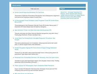 telkomsspeedy.blogspot.com screenshot