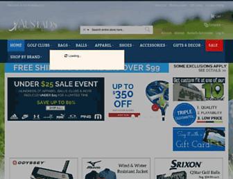 austads.com screenshot
