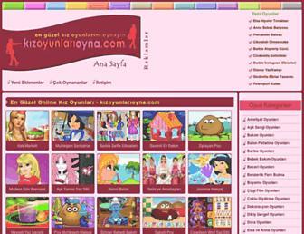 xn--kzoyunlaroyna-39bi.com screenshot