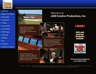 jingles.com screenshot