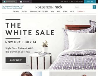 nordstromrack.com screenshot
