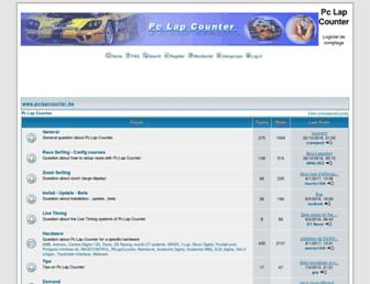 pclapcounter.winnerbb.net screenshot