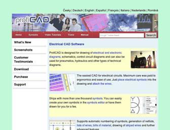 proficad.com screenshot