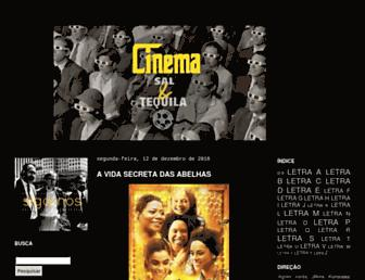 cinemasaletequila.blogspot.com screenshot