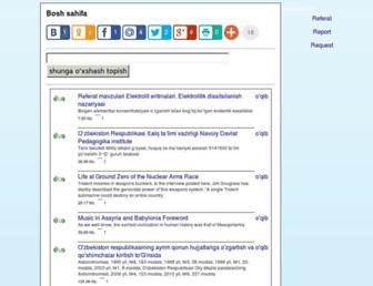 hozir.org screenshot