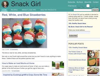 Thumbshot of Snack-girl.com