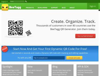 beetagg.com screenshot