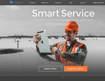 smartservice.com screenshot