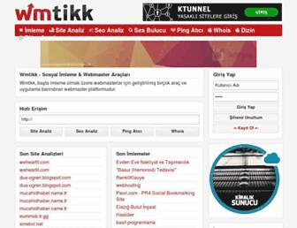 Thumbshot of Wmtikk.com