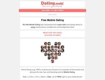 dating.mobi screenshot