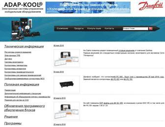 adapkool.com screenshot