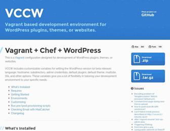vccw.cc screenshot