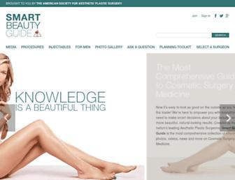 smartbeautyguide.com screenshot