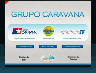 radiocaravana.com screenshot