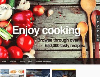 kadekandy.blogspot.com screenshot