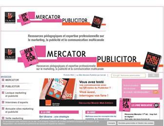 Fullscreen thumbnail of mercator-publicitor.fr