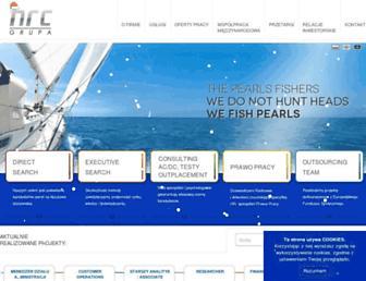 hrc.com.pl screenshot