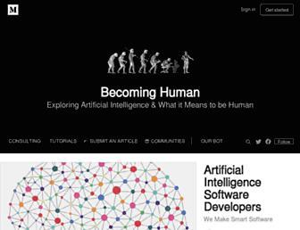 becominghuman.ai screenshot
