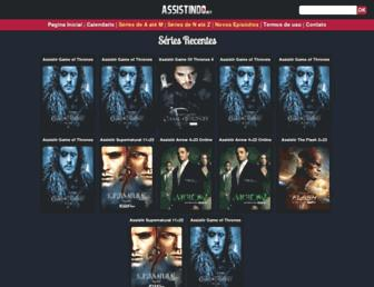 assistindoseriesonline.net screenshot