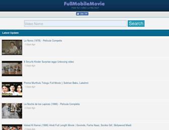 fullmobilemovies.org screenshot