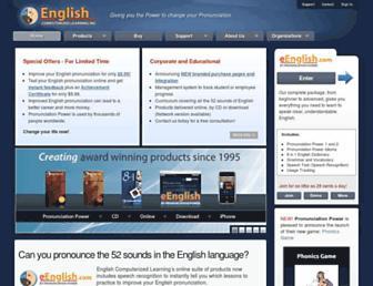 englishlearning.com screenshot